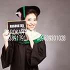 Toga dress 2 Graduation 1