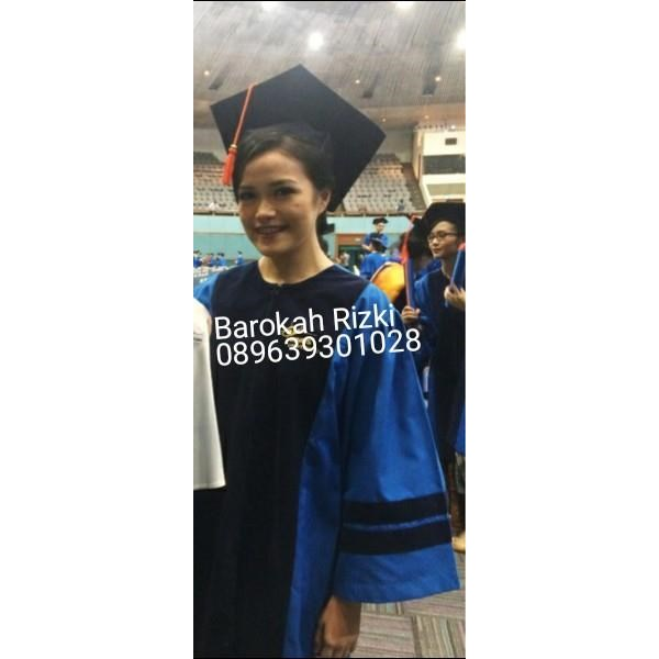 Toga dress 2 Graduation