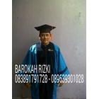 Baju Toda Wisuda Universitas 7