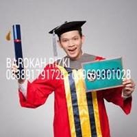 Jual Baju Toda Wisuda Universitas
