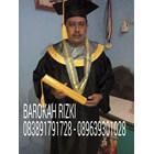 Baju Toga Wisuda graduation 1
