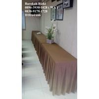 Jual Aksesoris Cover dan Meja Hotel Model Rempel 2