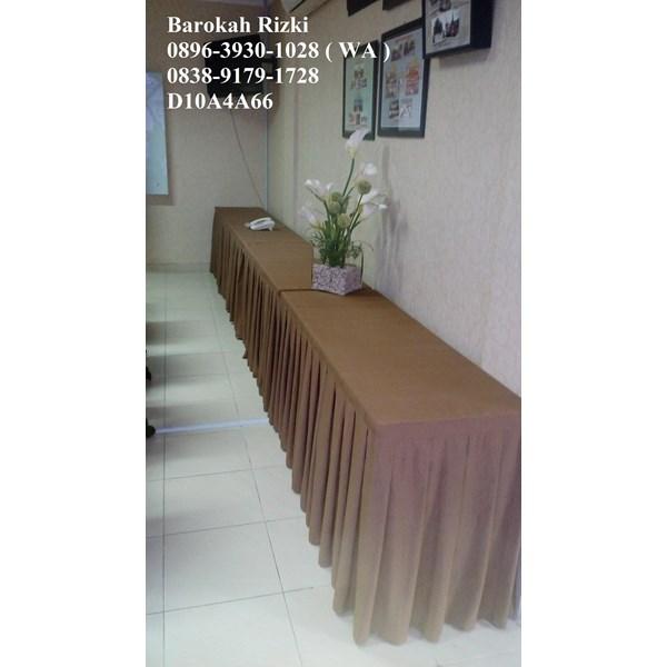 Aksesoris Cover dan Meja Hotel Model Rempel