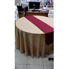 Round table cloth + Runner  2