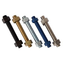 STUD BOLT ASTM A193 GR B7  B8 AND B8M (Mur dan Baut)