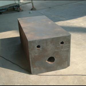 Rubber Fender Square