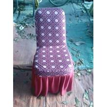 Sarung Kursi Bahan Batik