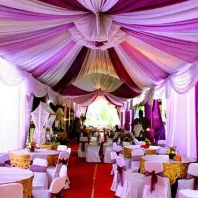 Jual plafon dekor tenda balon harga murah jakarta oleh pt for Dekor kamar hotel buat ulang tahun