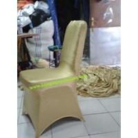 sarung kursi putih Murah 5