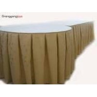 Beli COVER TABLE BULAT HOTEL 4