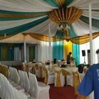 Jual PLAFON DEKOR pesta tenda