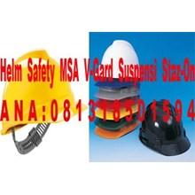 MSA V-Gard USA Helm Safety Proyek