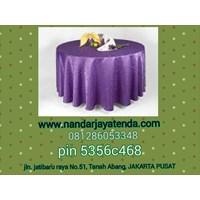 Taplak Meja Cover Meja  dari Nandar jaya Tenda