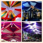 CEILING DECORATION FOR A PARTY TENT 3
