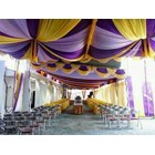 CEILING DECORATION FOR A PARTY TENT 6