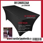 CREATE and  TIGHT TABLE or GLOVE COVER TABLE STREET  5