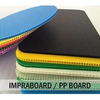 Jual Plastik PP Impaboard