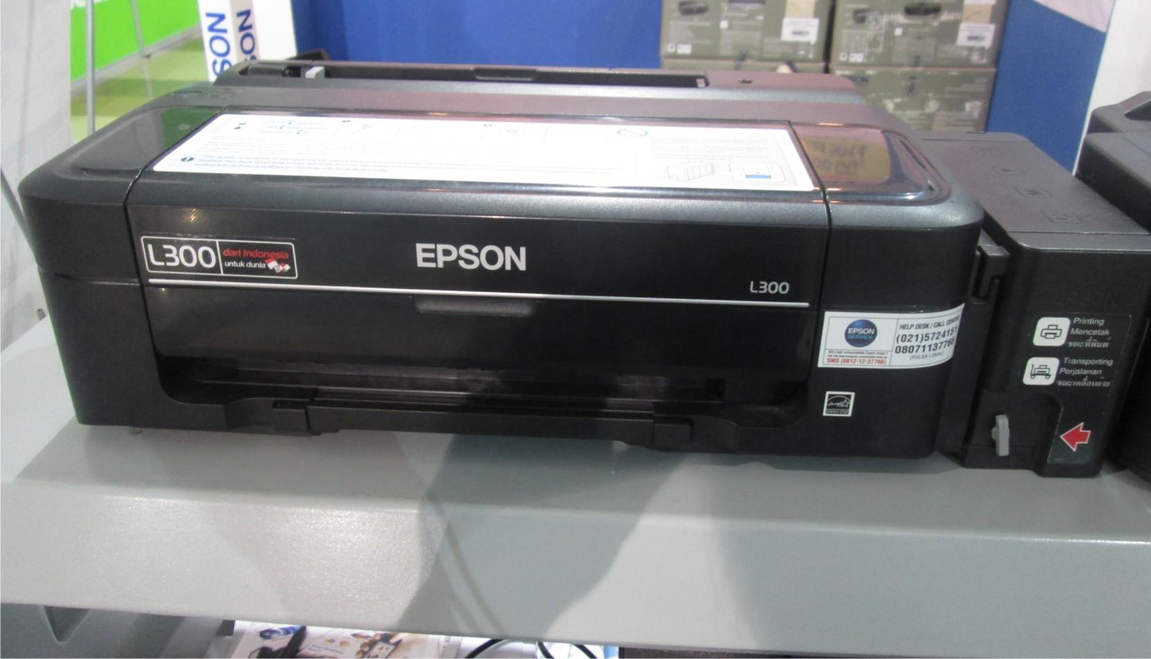 Jual Printer Epson L300 Harga Murah Surabaya Oleh