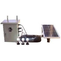 Paket Solar Panel 50WPx 2(100wp) Inverter 500 Watt