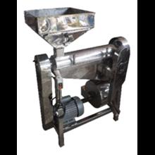 Mesin pengupas (kulit tanduk) kopi kering - Huller kopi stainless