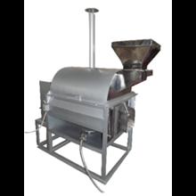 Mesin sangrai kopi kapasitas 10 kg per batch