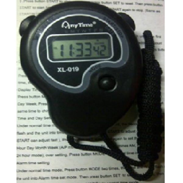 Timers Stopwatch