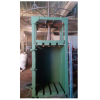 Daur Ulang Plastik Press hydrolic Manual