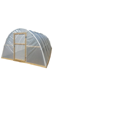 Greenhouse Tunel Ekonomis 1