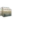 Rumah Kaca Dinding Vertikal 1
