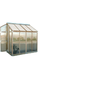 Vertical Wall Greenhouse
