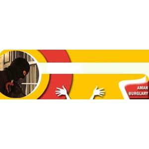Asuransi Burglary (Kebongkaran)  By Asuransi Harta Aman Pratama Tbk