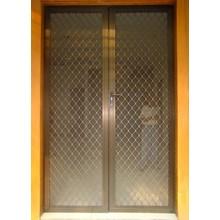 Pintu Expanda + Kasa Nyamuk Fiber