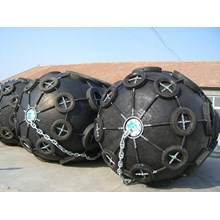 PNEUMATIC RUBBER FENDER CHAIN TYRE NET 2 5 X 5 5 M