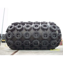 PNEUMATIC RUBBER FENDER TIRE CHAINS 2 5 X 4 0 M