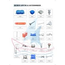 Kubus Apung HDPE Dan Accesories Kubus Apung HDPE