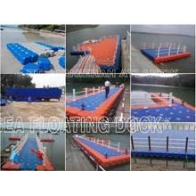 Dermaga Apung Modern Project Laut Dari Kubus Apung HDPE
