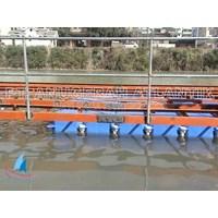 Project Laut dari Kubus Apung HDPE 1