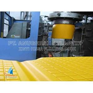 industri kontruksi laut kubus apung HDPE