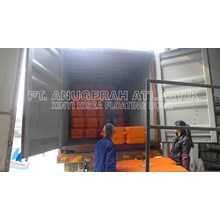 Distributor Kubus Apung Hdpe Untuk Instalasi Apung