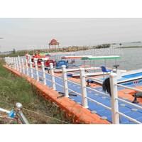 konstruksi dermaga apung bahan modular float system 1
