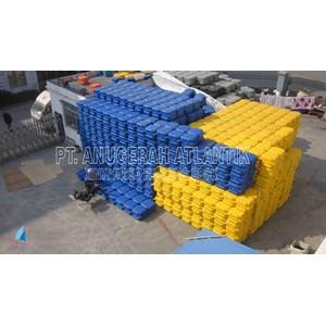 distributor kubus apung HDPE - pipa apung HDPE