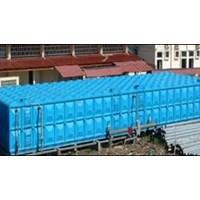 Distributor TANGKI PANEL FIBERGLASS 10 m3 Provinsi Gorontalo  1