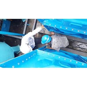 Distributor TANGKI PANEL FIBERGLASS 30 m3 Provinsi Banten