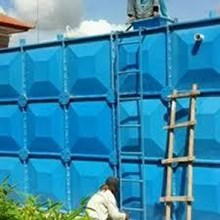 Distributor TANGKI PANEL FIBERGLASS 40 m3 Provinsi Jambi