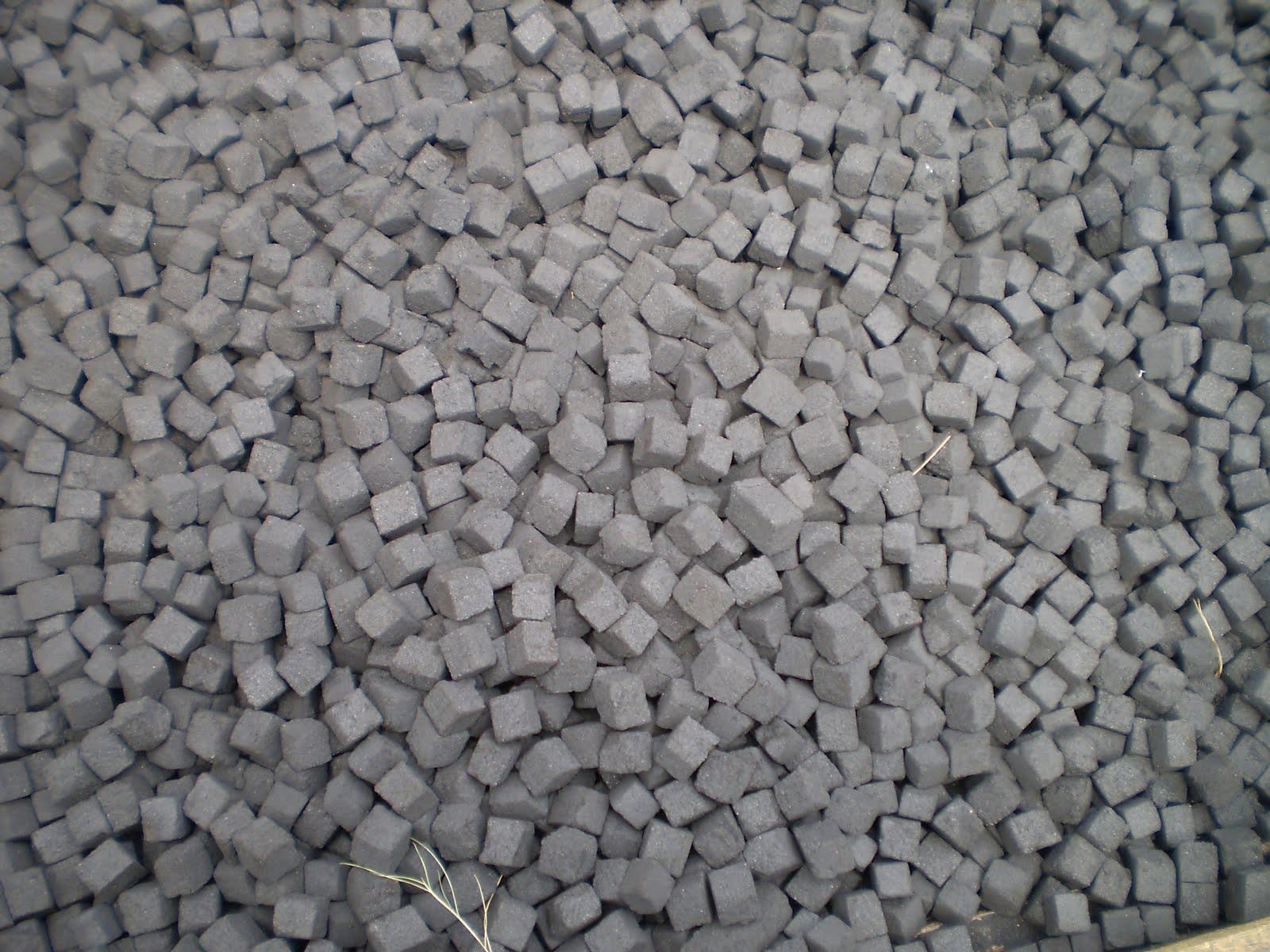 export coconut shell charcoal briquettes from indonesia by