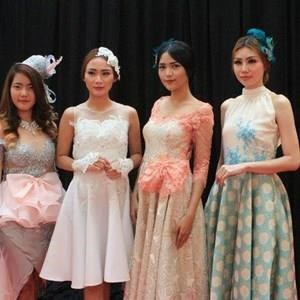 belajar membuat pola baju By Alvera Fashion And Creative