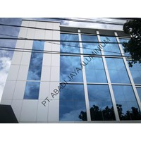 Jual Curtain Wall Back Mullion System