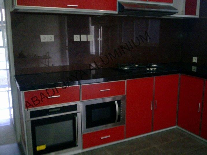 Jual kitchen set aluminium harga murah jakarta oleh pt for Daftar harga kitchen set aluminium