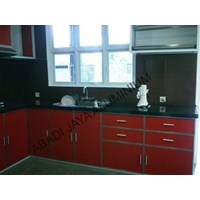 Dari Kitchen Set Aluminium 4