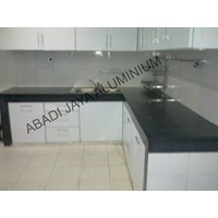 Dari Kitchen Set Aluminium 3